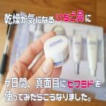 【口コミ】ヒフミドでいちご鼻は治るのか?7日間の実験結果