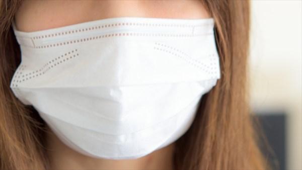 マスクを着用
