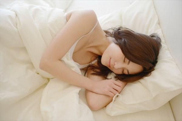 しっかりと睡眠を取る